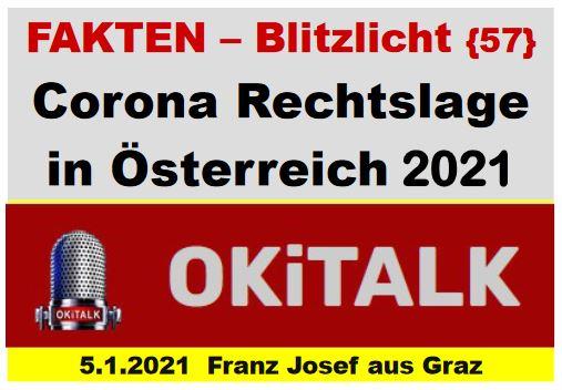FAKTEN-BLITZLICHT 57 - 05.01.2021