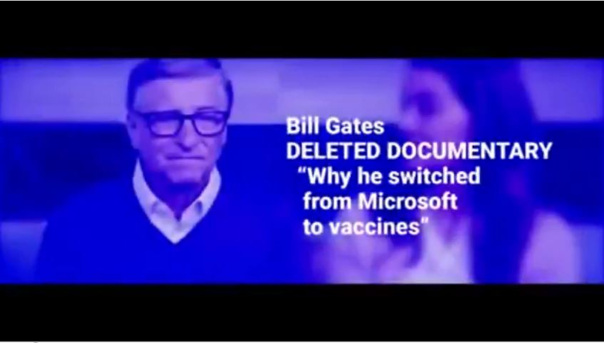 Bill Gates - Deleted Documentary - Why He Switched From Microsoft to Vaccines