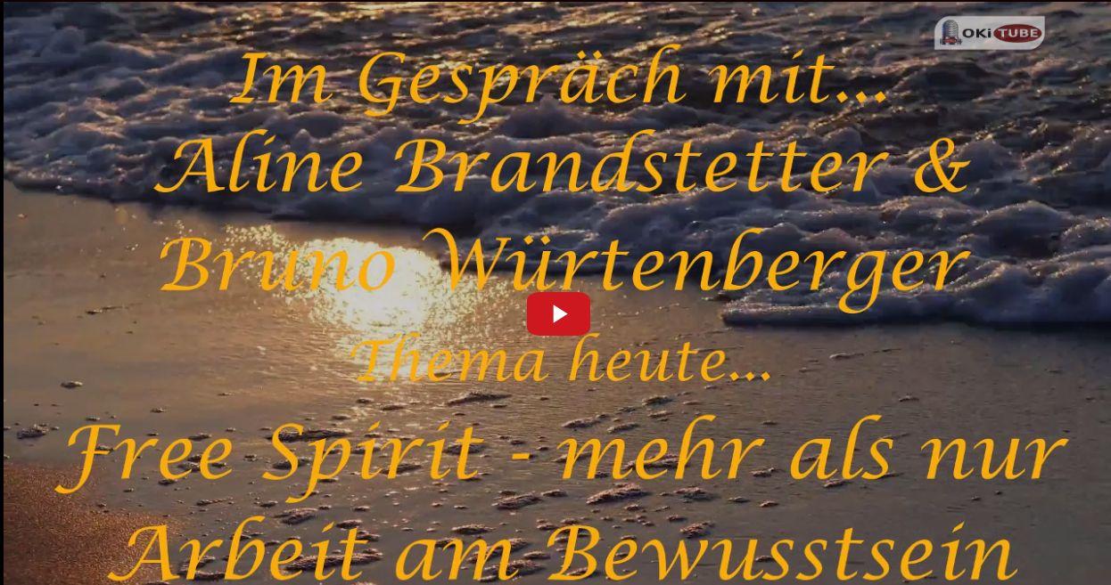 Im Gespräch mit... Aline und Bruno von Free Spirit® TV Schweiz
