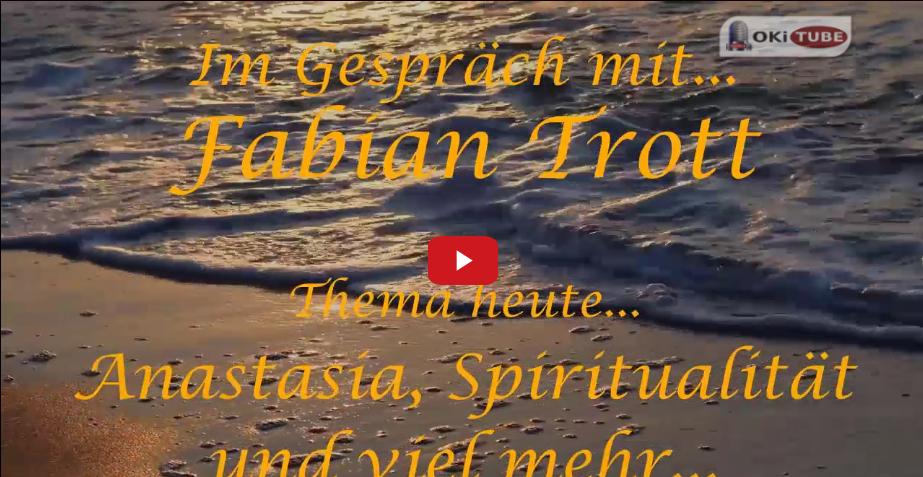 Im Gespräch mit... Fabian Trott (Sprecher Anastasia Hörbuch 10)