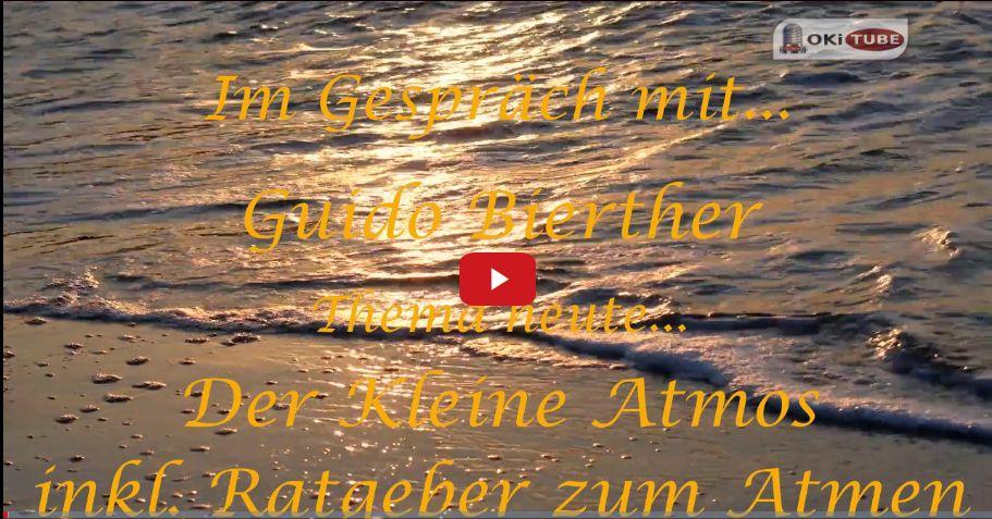 Im Gespräch mit... Guido Bierther / Der Kleine Atmos WELTPREMIERE