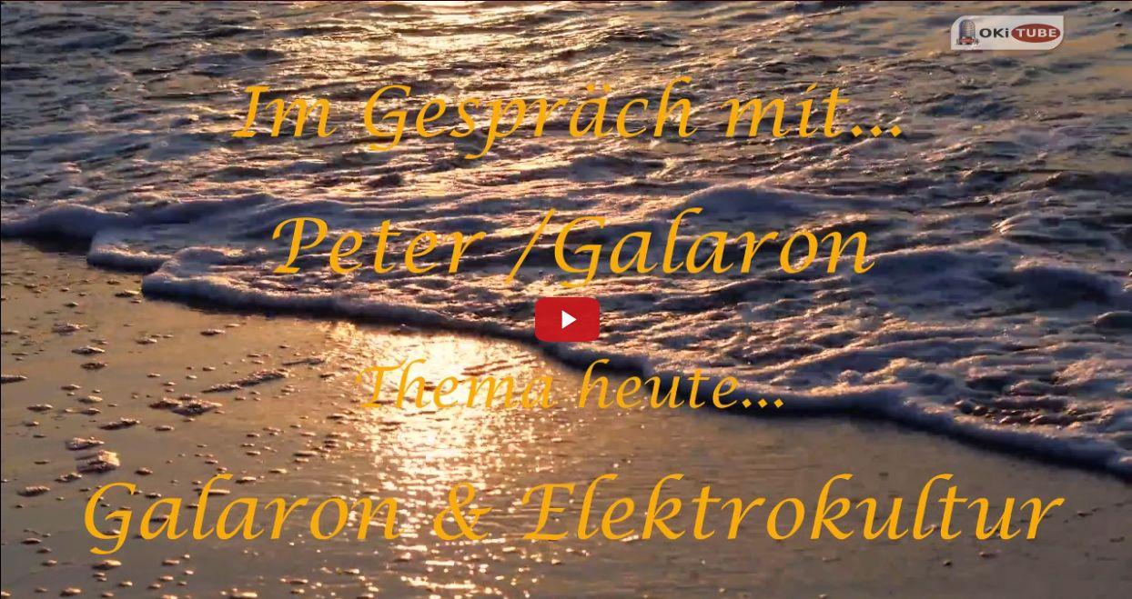 Im Gespräch mit... Peter / Galaron - Thema: Elektrokultur in der Pflanzenanzucht