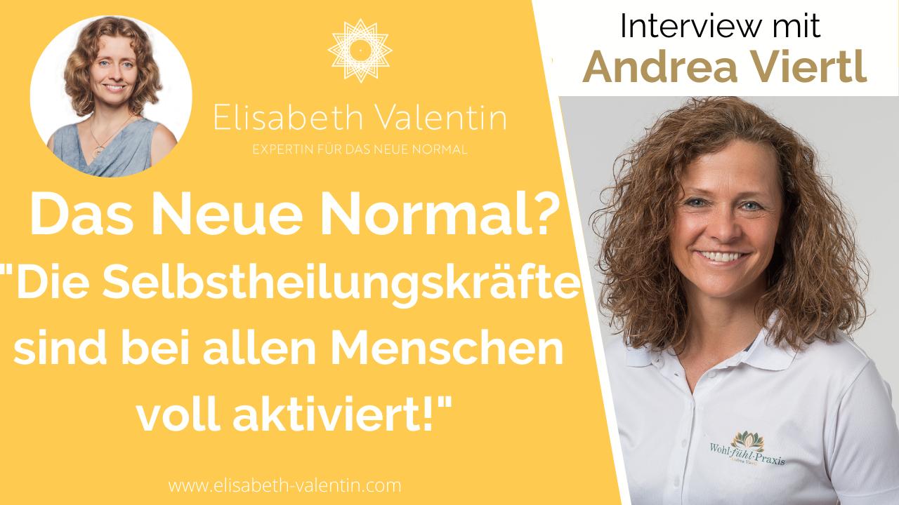 Mein 1. Interview mit E. Valentin - Selbstheilung