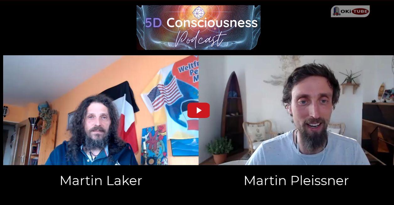 5D Movement / Wedische Lebensweise und zeitloses Wissen - mit Martin Laker