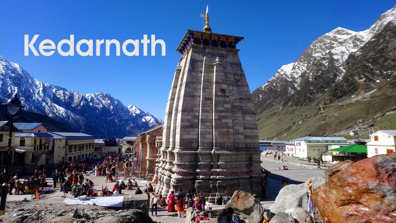 Sri Kedarnath - ein Dham der Sri Yatra