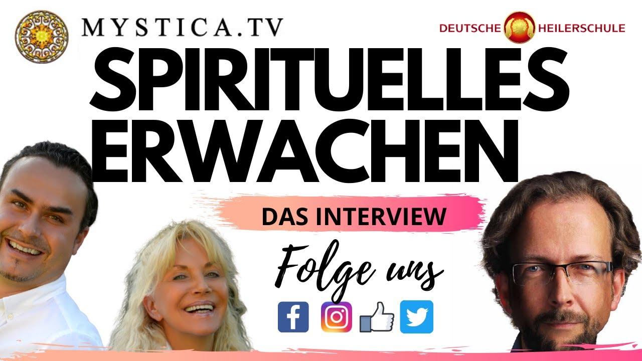 SPIRITUELLES ERWACHEN - NEUE DIMENSIONEN DES GEISTIGEN HEILENS -ERWECKE DEN HEILER IN DIR MYSTICA.TV