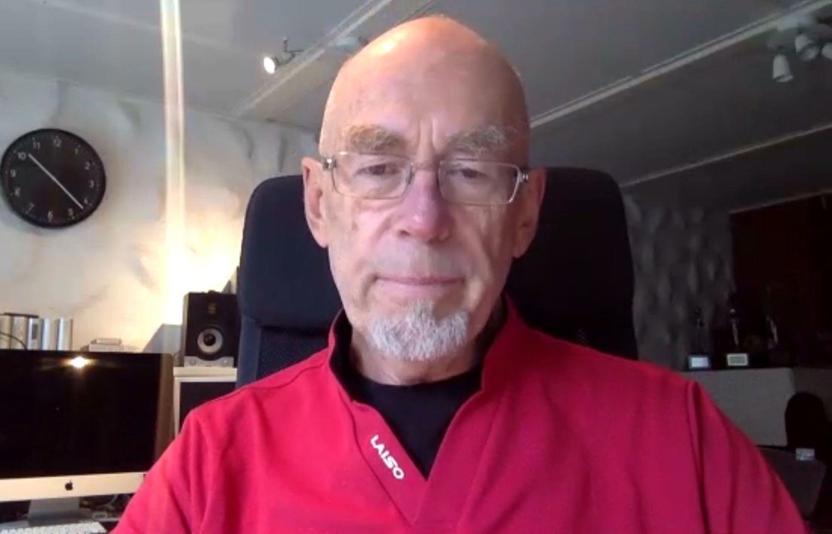 Gerhard Praher im Gespräch mit Terje Toftenes, norwegischer Filmproduzent / New Paradigm Films