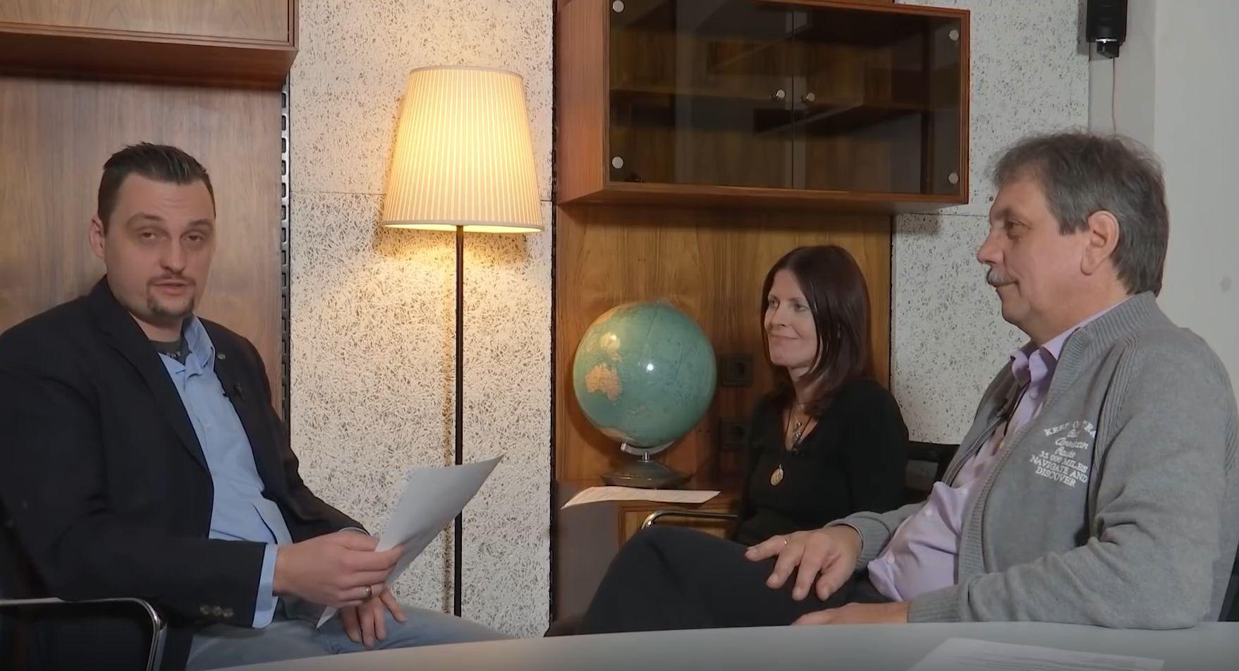 Mythen im Gespräch: Telepathie - Die ganzheitliche Kommunikation