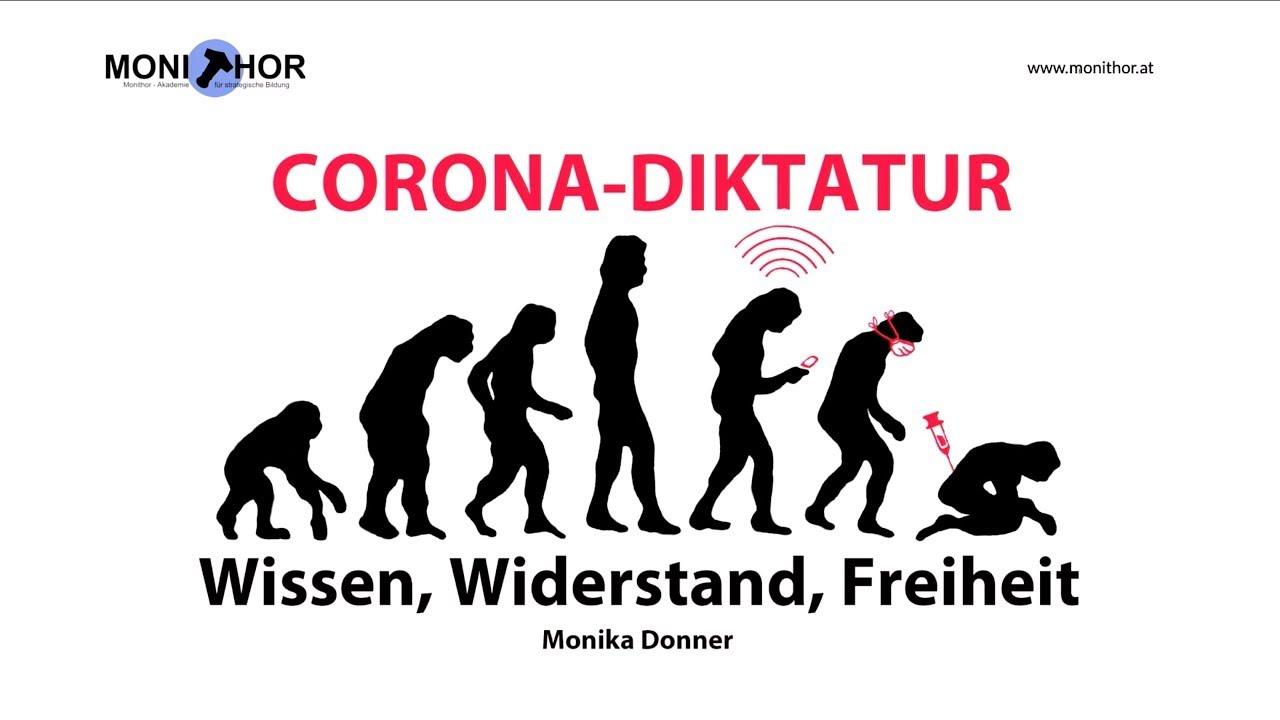 Corona Diktatur – Wissen, Widerstand, Freiheit – Monika Donner
