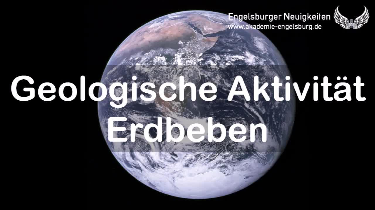 Engelsburger Neuigkeiten für den 9. Januar 7528 mit 6.0 und 6.3 Beben im Pazifischen Raum
