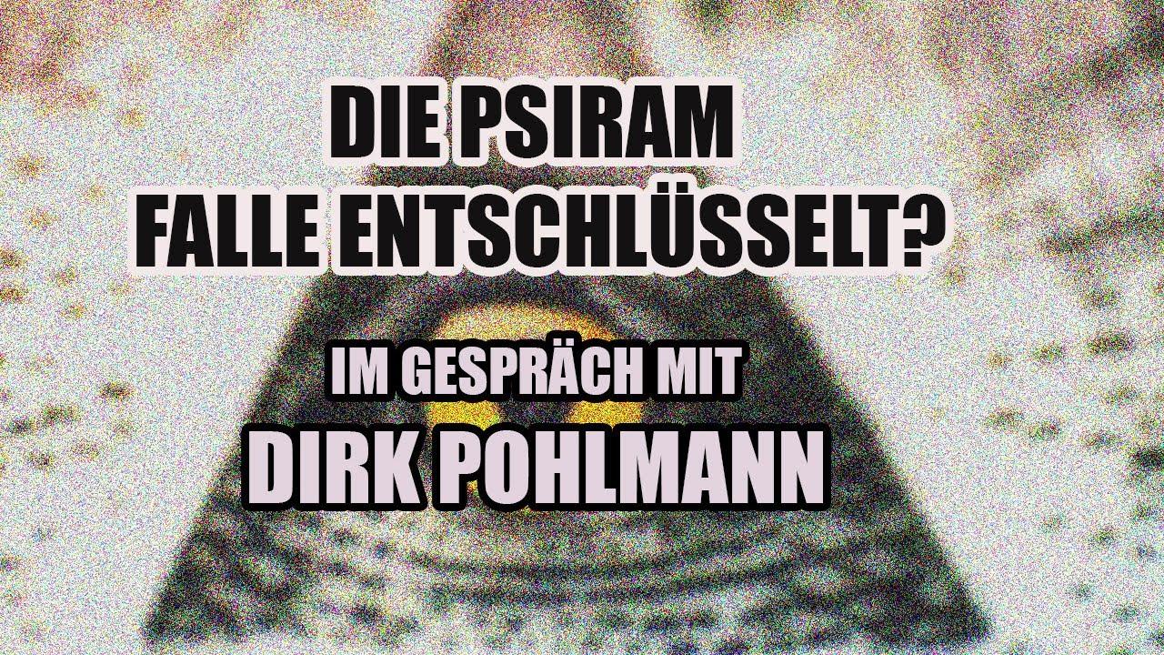 Die PSIRAM Falle entschlüsselt? // Im Gespräch mit Dirk Pohlmann // Satanismus, Sekten und mehr