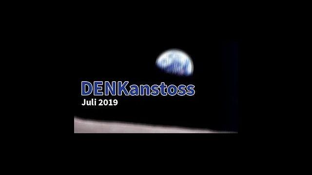 DENKanstoss - Juli 2019 // Das aktuelle Weltgeschehen mit Peter Denk // #Epstein #EU #Medienkritik