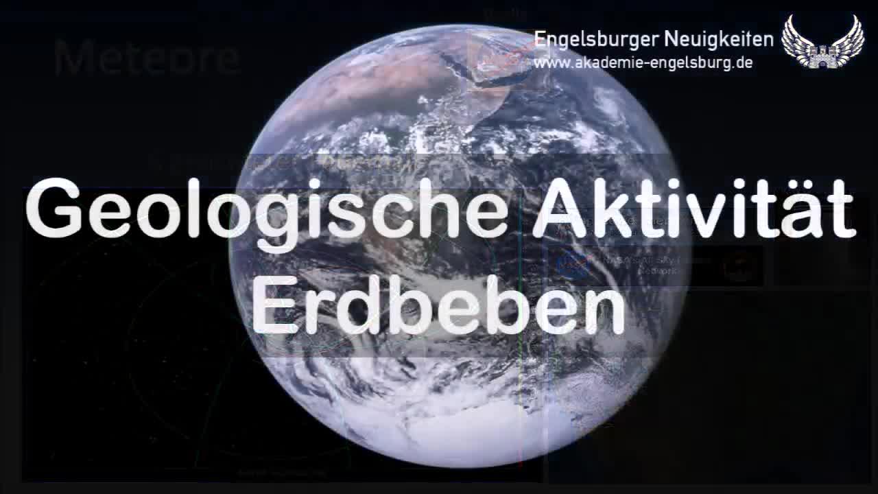 Engelsburger Neuigkeiten für den 3. März 7528 nEFST spannende Konjunktionen für schwere Beben