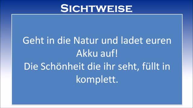 Engelsburger Neuigkeiten für den 19. April 7528 n.E.F.S.T.: Schumann Resonanzen & HSP