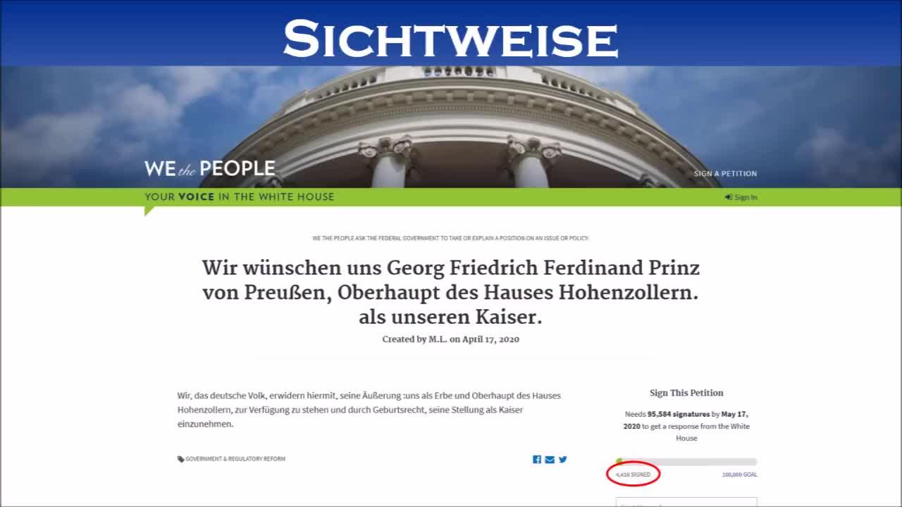 Engelsburger Neuigkeiten für den 30. April 7528 n.E.F.S.T.: Videotipps und Petitionen