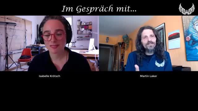 Akademie Engelsburg / Im Gespräch mit... Isabelle Krötsch : Natürliche Gesundheit - H2O2 & Co.