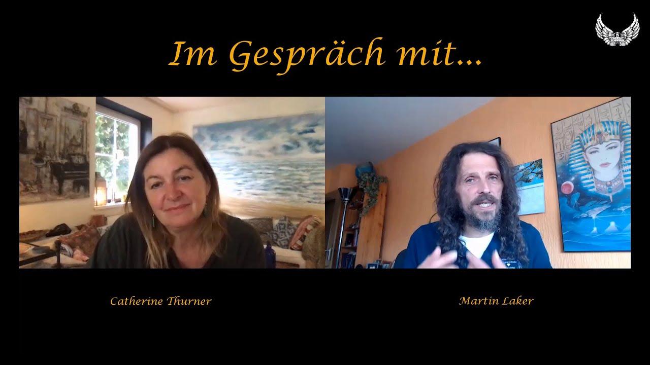 Im Gespräch mit... Catherine Thurner : Verbindung Spiritualität
