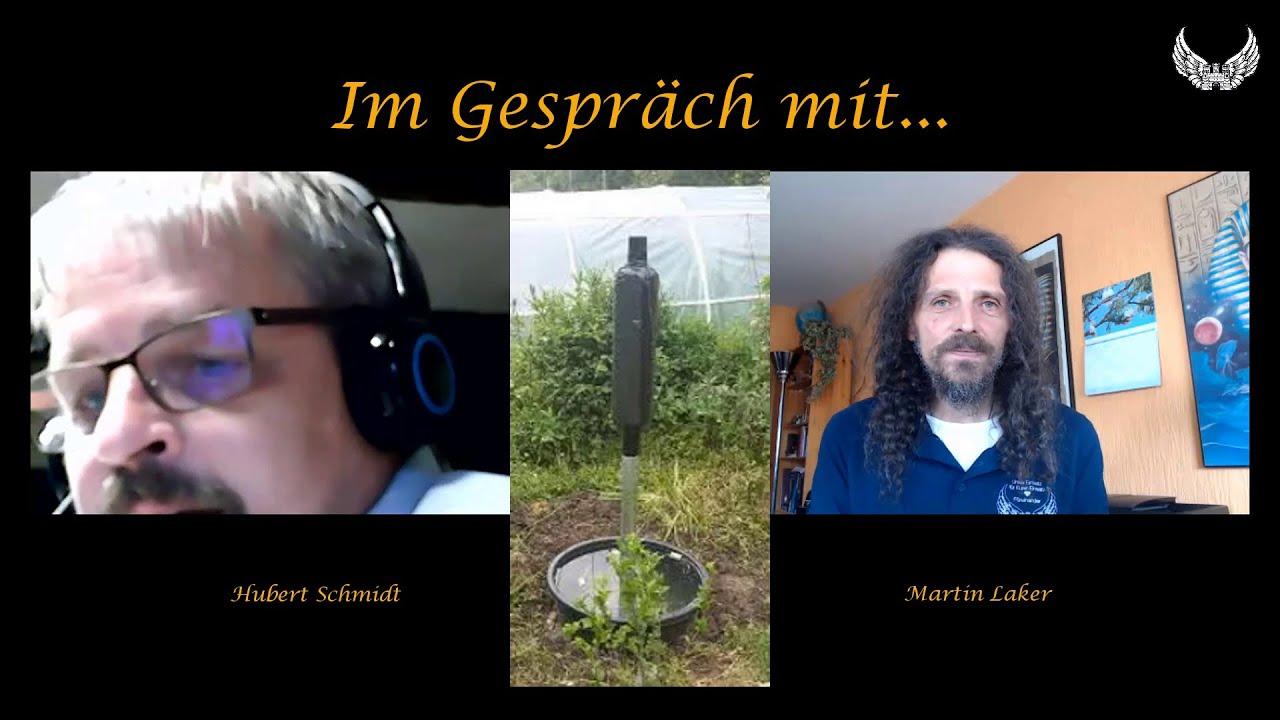 Im Gespräch mit... Hubert Schmidt Thema: NHS Natur Harmonie Station
