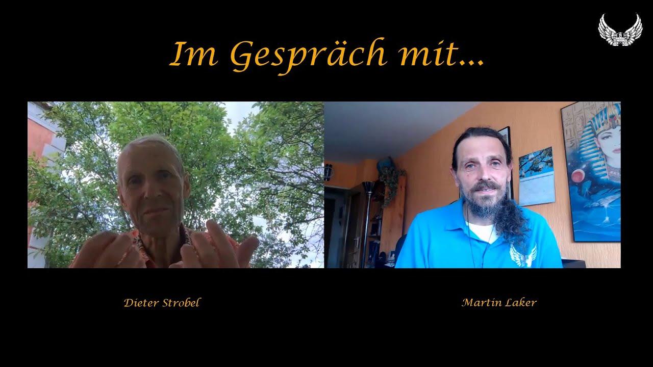 Im Gespräch mit... Dieter Strobel : Barden, sanfte Klänge und tiefgehende Texte