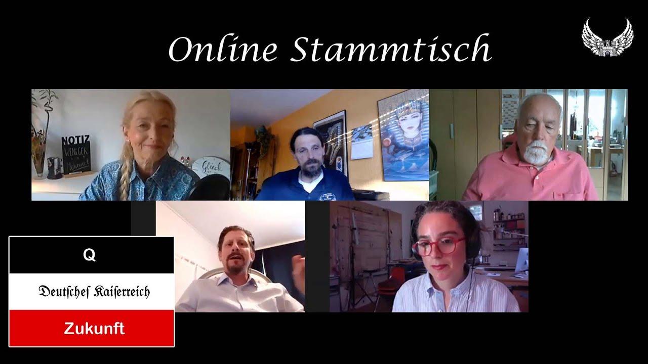 Engelsburger Online Stammtisch 23.6.2Q2Q : Q, Deutsches Kaiserreich und was uns die Zukunft bringt