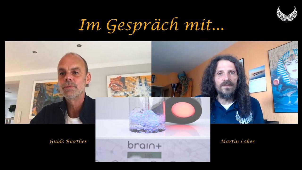 Im Gespräch mit... Guido Bierther: Mit Luft und Frequenzen zu voller Stärke / Das brain+ System