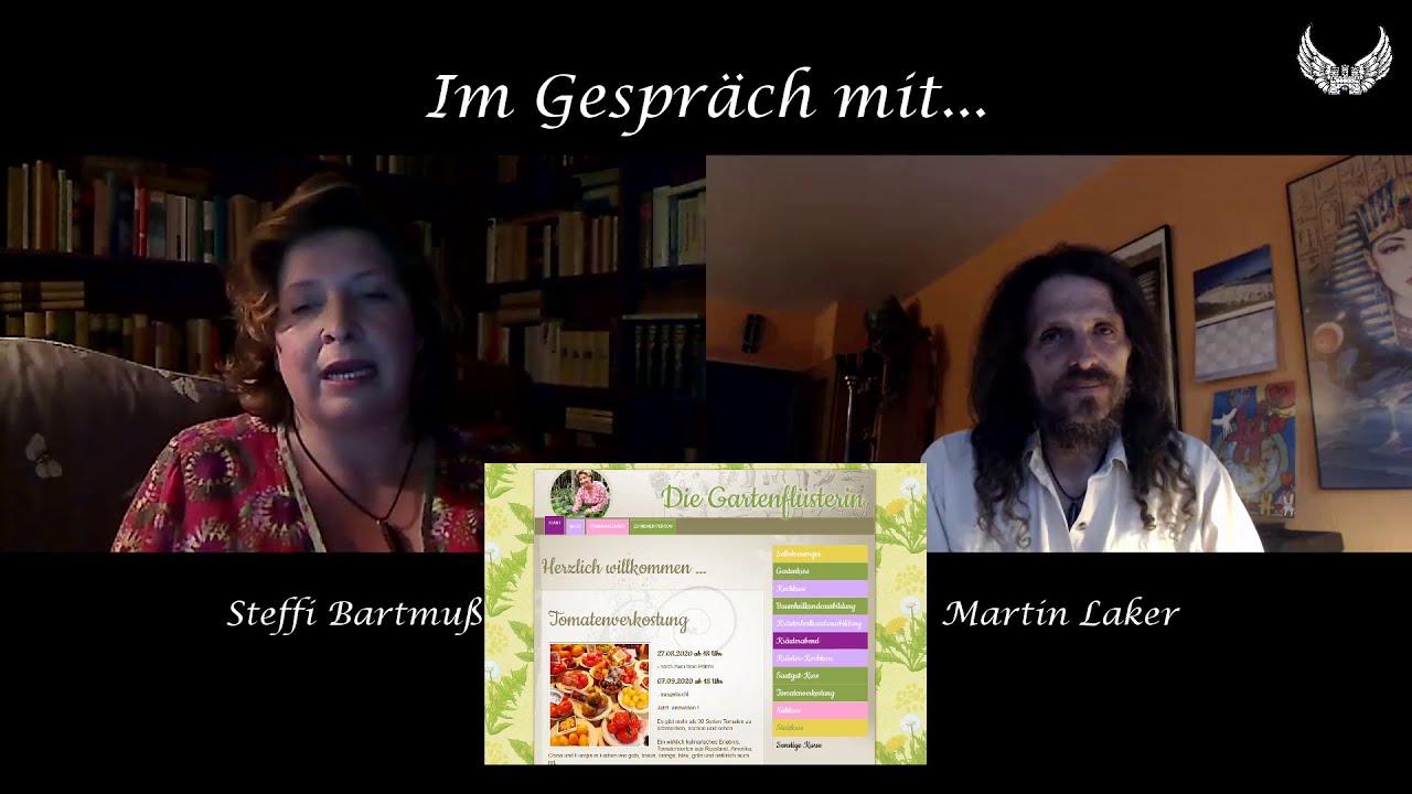 Im Gespräch mit... Steffi Bartmuß, der Gartenflüsterin Thema: Selbstverantwortung, Selbstversorgung
