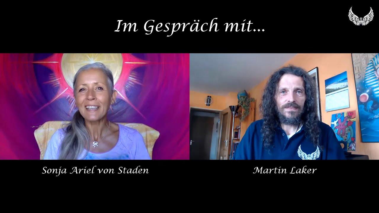 Im Gespräch mit... Sonja Ariel von Staden  Thema: Transformation, Souveränität, Hochsensibel & mehr