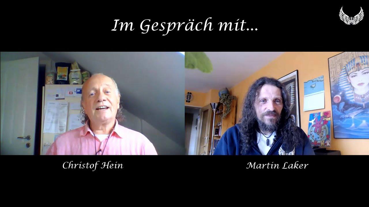 Im Gespräch mit... Christof Hein  /  Veganes Kochen für eine bessere Gesundheit