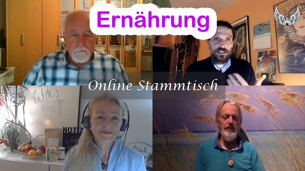 Engelsburger Online Stammtisch  Thema: Ernährung, aus spiritueller Sicht