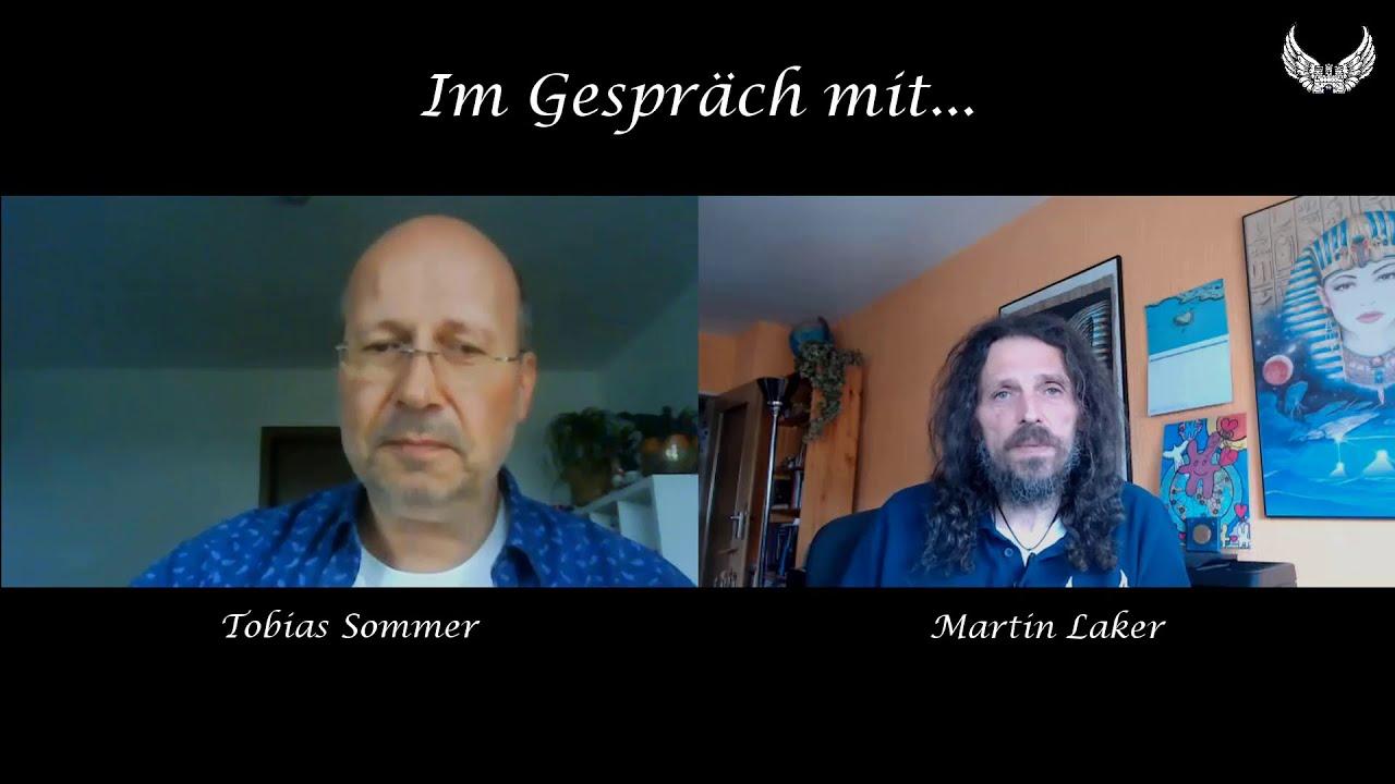 Im Gespräch mit... Tobias Sommer / Was ist los in Mecklenburg? Spiritualität, Souveränität & mehr...