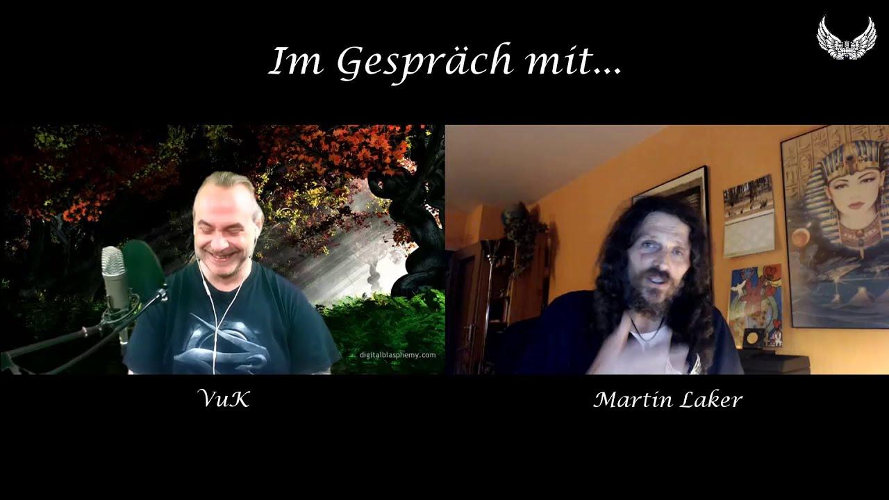 Im Gespräch mit... Alpha Vuk  /  Zeichen der Zeit...