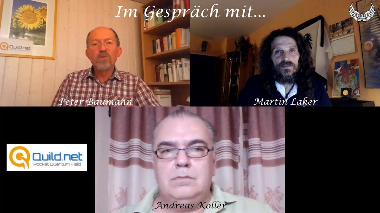 Im Gespräch mit... Peter Baumann & Andreas Koller / Quild, das Taschen-Quantenfeld