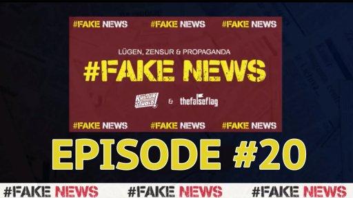 #FAKENEWS ++ Episode 20 ++ Kulturstudio & TheFalseFlag