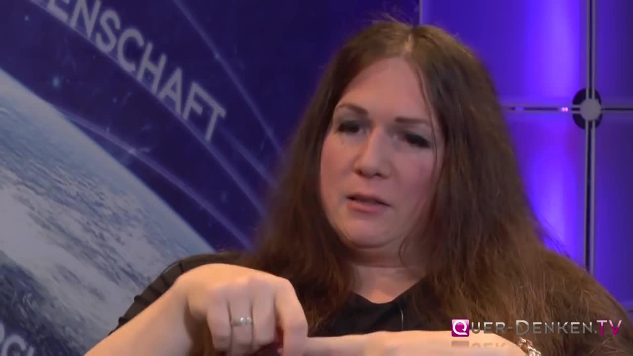 Quer-denken.tv: Monika Donner: Krieg, Terror, Weltherrschaft - Warum Deutschland sterben soll