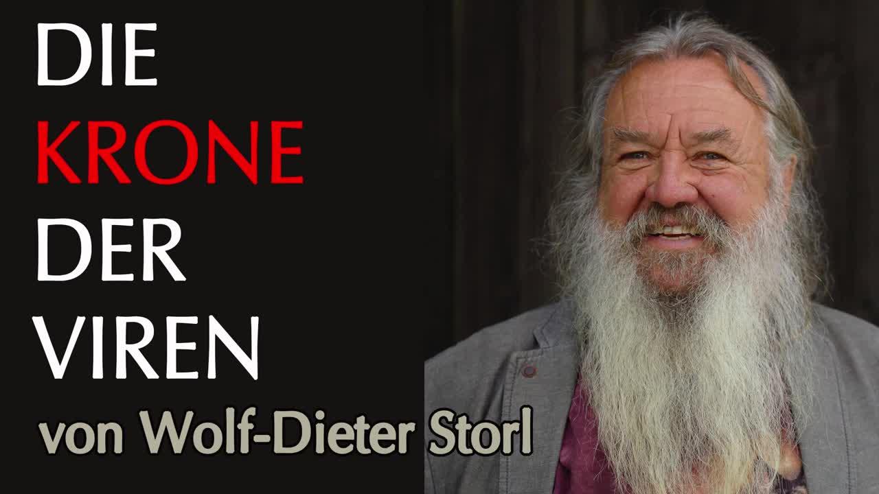 Corona: Was sagt Wolf-Dieter Storl? Die Krone der Viren.