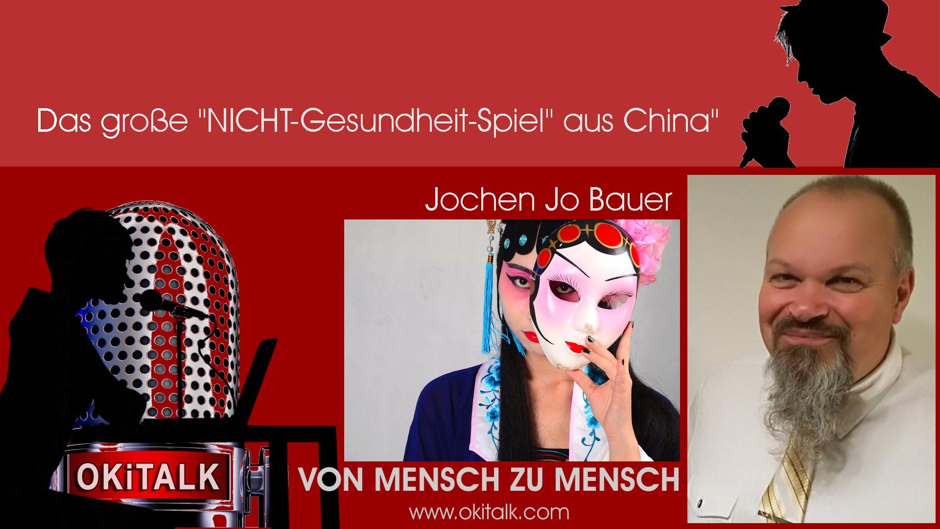 Das große NICHT-Gesundheit-Spiel aus China - Streamingvideo (Jochen Jo Bauer)