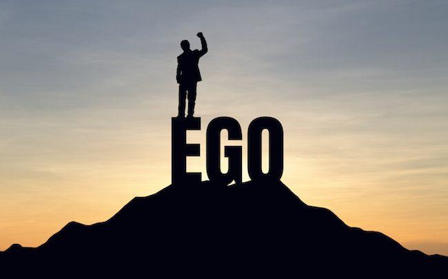 Das Wort zum Tage #16: Die Spaltung, Egos schlechte Energien