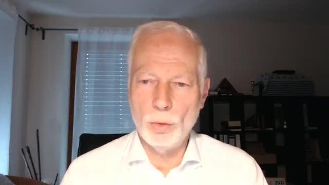 Dr. med. Kurt Sternberger zum Thema IMPF FREIHEIT