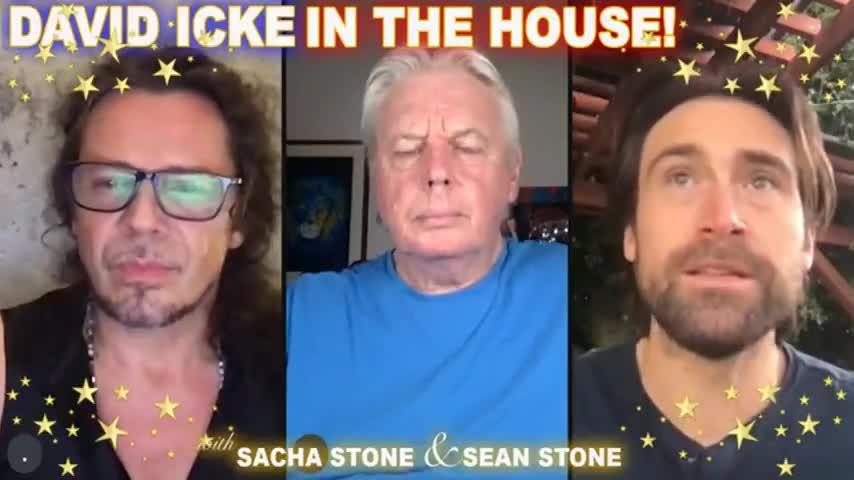 DAVID ICKE, SACHA STONE & SEAN STONE - 'ALL YOU EVER NEEDED TO KNOW