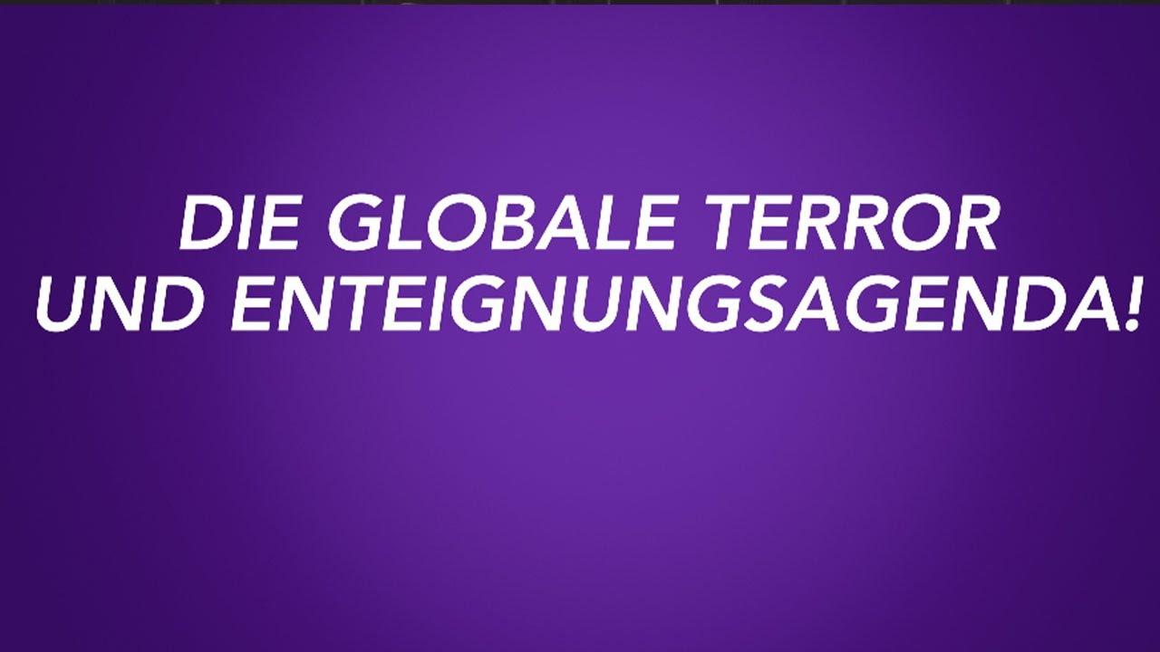 Die Globale Terror- und Enteignungs-Agenda! - Das Spiel des Tiefes Staates ++ Teil.2