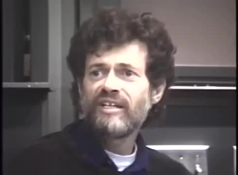 Terence McKenna - Sacred Plants as Guides New Dimensions of the Soul