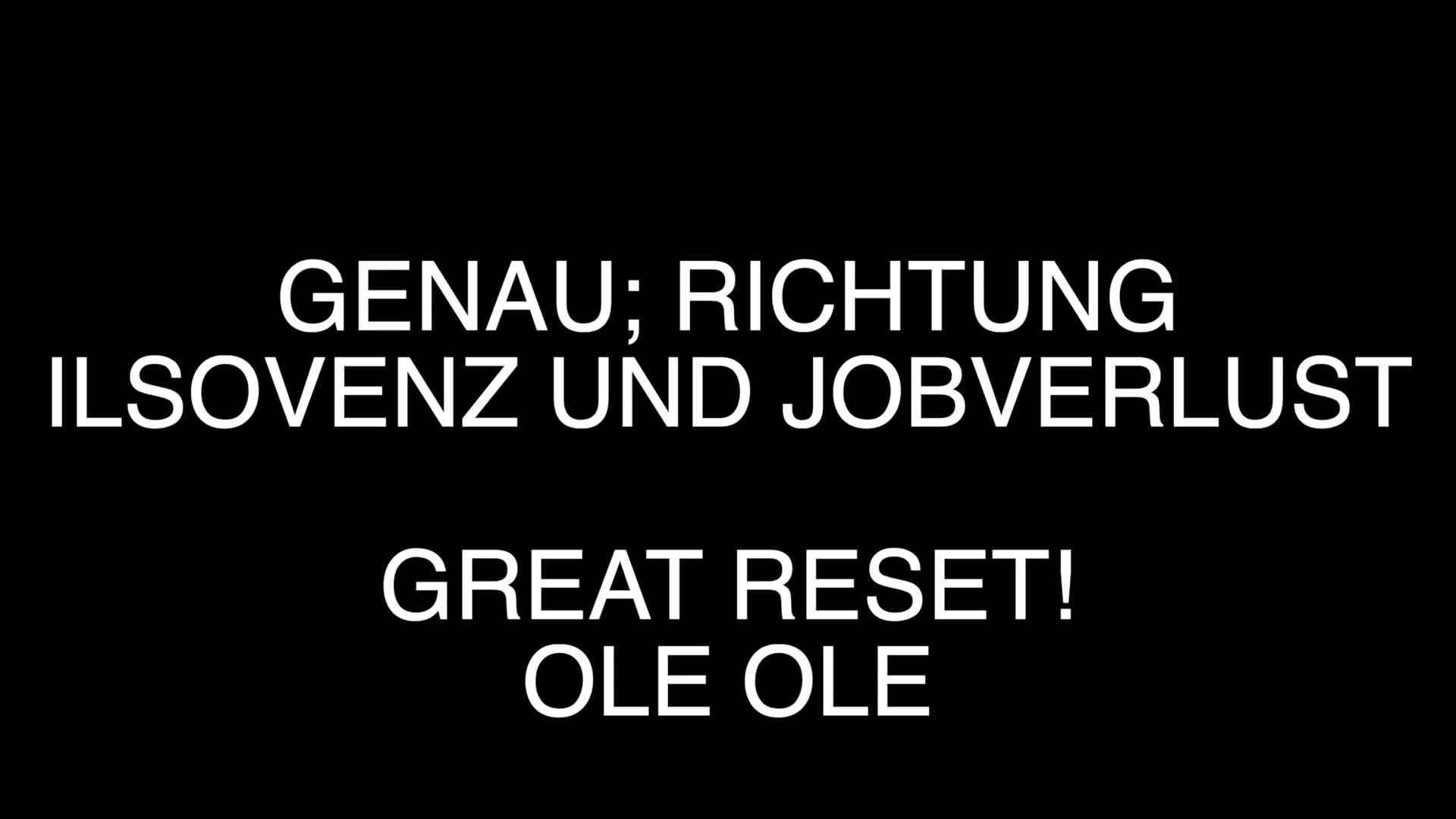 Rudi Rudi gibt acht! Der Rücktritt hats hoffentlich gebracht!