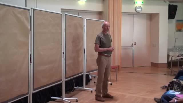 PranaVita Kongress 2015 Prof. Bernd Senf