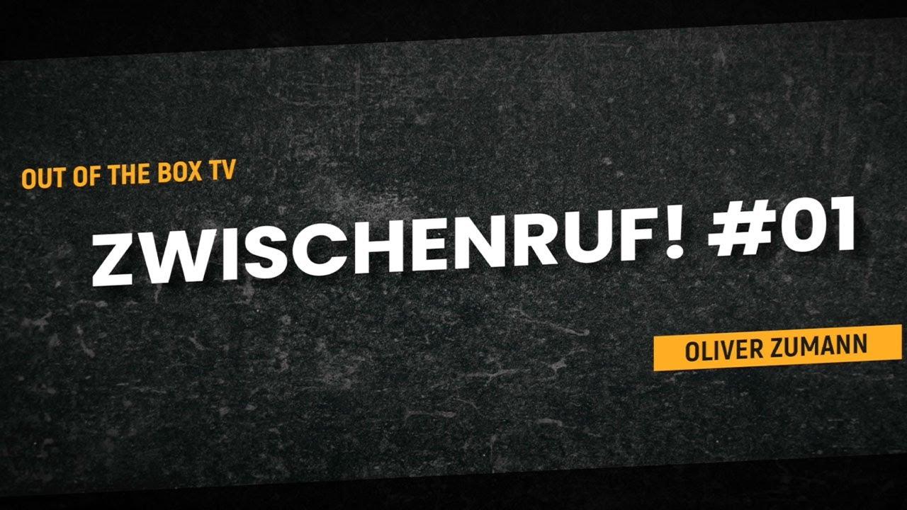 ZWISCHENRUF! #01 ++ Oliver Zumann (Trolls of Vienna) & Manuel Mittas (ehemals TheFalseFlag)