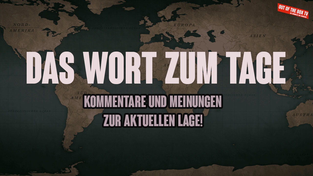 Das Wort zum Tage SPEZIAL ++ There is a Honk without any Hope!