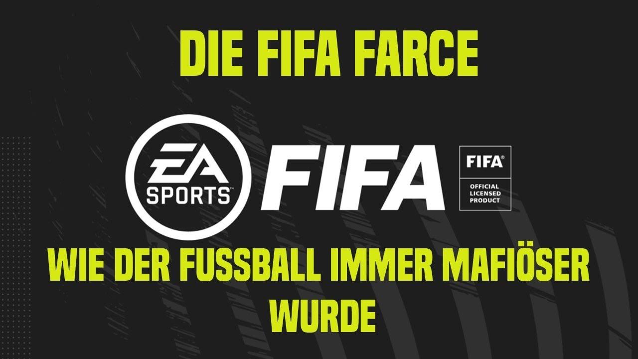 Die FIFA Farce ++ Wie der Fußball immer mafiöser wurde!