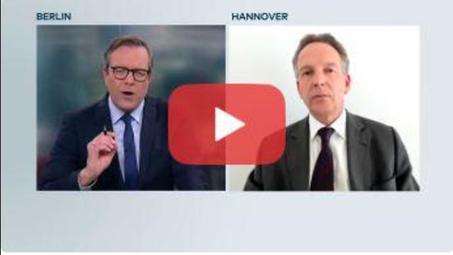 """Prof Dr Stefan Homburg beim Nachrichtensender Welt """"Wir begehen Suizid aus Angst vor Mord"""""""