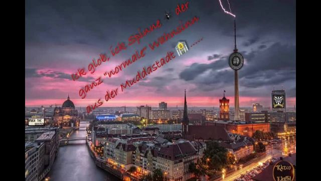 Radio Earth - Ick glob, Ick spinne - Folge 4