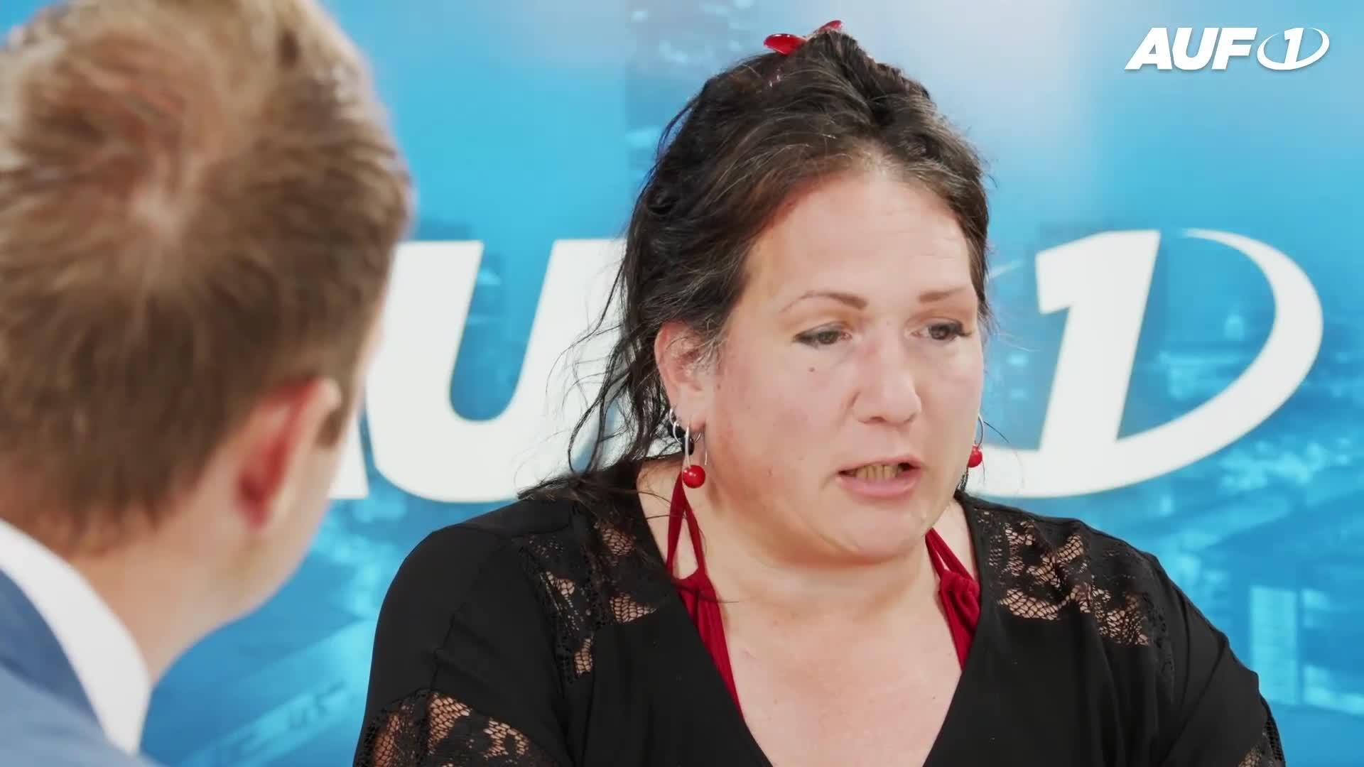 Monika Donner: Wir haben die Pflicht zum Widerstand gegen die Corona-Diktatur