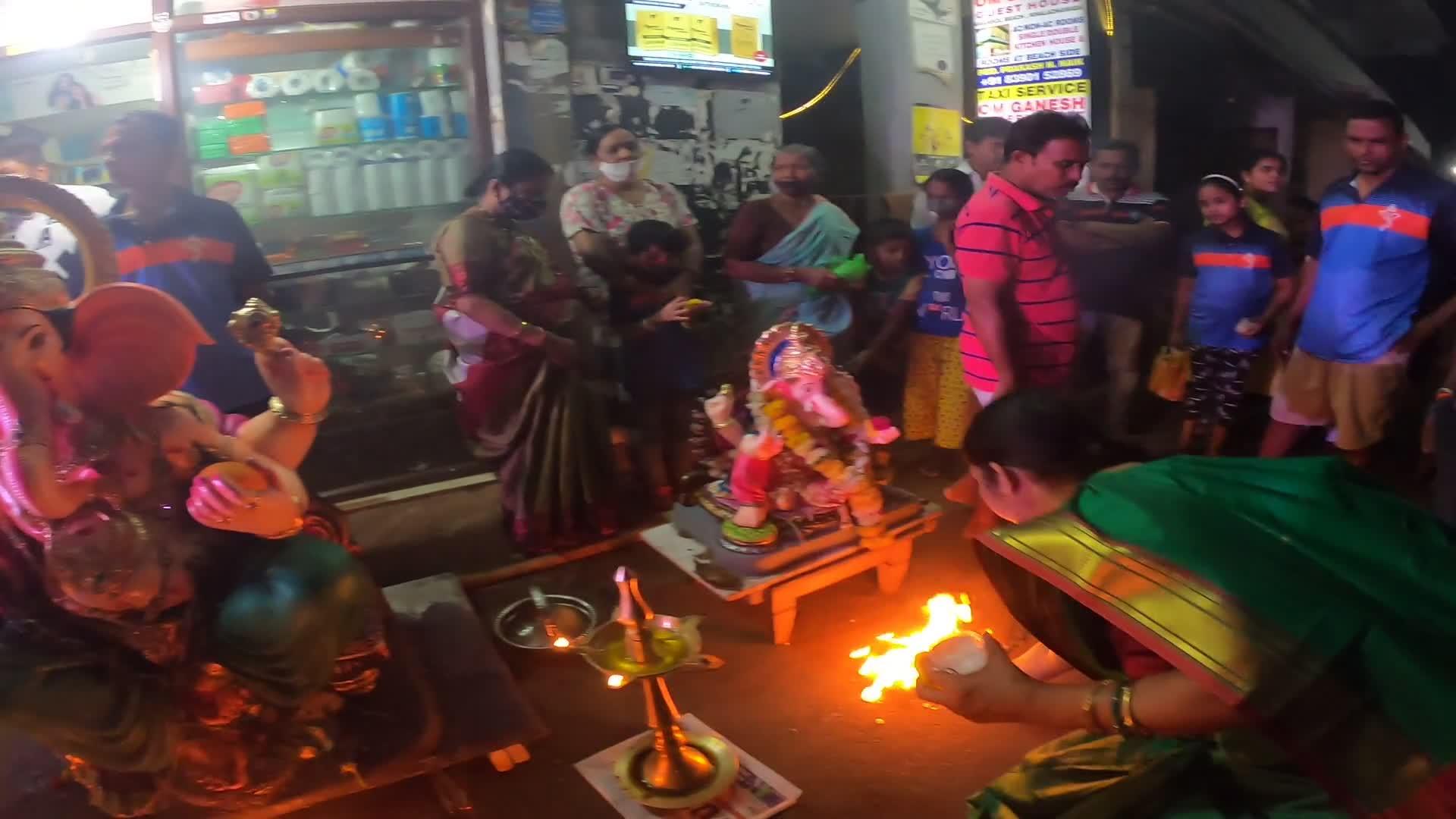 Ganesha Fesitval Indien 2021